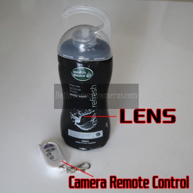 Kamera Mata-Mata Sampo 720P DVR 16G HD Gerakan Diaktifkan terbaik kamera tersembunyi