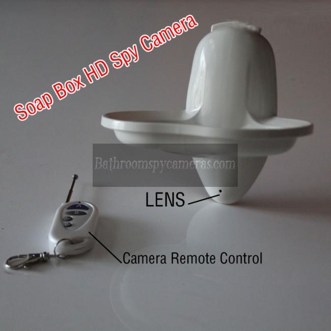 kamera spy Kotak Sabun 1080P DVR 32G HD Gerakan Diaktifkan terbaik kamera tersembunyi