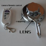 Hook Spy Camera Motion Detection 1080P Bathroom Camera Buy 32GB DVR Super Low Light (Remote Control)