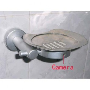 Buy HD Shower Spy Camera Stainless steel Soap Box Camera DVR 32GB 1280x720 5.0 Mega Pixel at Soap Box Hidden Camera,Bathroom Spy Camera shop with wholesale price